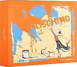 Kup Moschino I Love Love - Zestaw (edt 50 ml + b/lot 100 ml + sh/gel 100 ml)