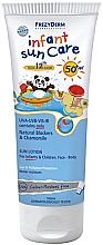 Kup Balsam z filtrem przeciwsłonecznym dla dzieci SPF 50+ - Frezyderm Infant Sun Care