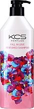 Kup Nawilżający szampon do włosów suchych i zniszczonych - KCS Fall In Love Perfumed Shampoo
