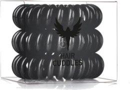 Kup Gumki do włosów, czarne - HH Simonsen Hair Cuddles Black Set