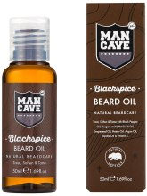 Kup Olejek do golenia - Man Cave Blackspice Beard Oil