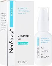 Kup Regulujący żel do skóry tłustej - NeoStrata Refine Oil Control Gel 8% PHA/AHA