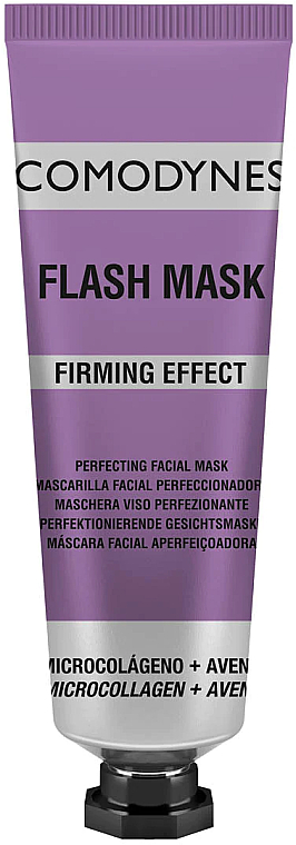Ujędrniająca maseczka do twarzy - Comodynes Flash Firming Effect Mask — фото N1