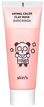 Kup Rozjaśniająca maska glinkowa do twarzy - Skin79 Animal Color Clay Mask Dark Panda