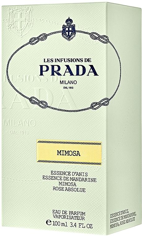 Prada Infusion de Mimosa - Woda perfumowana — фото N2