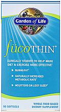 Kup Suplement diety wspomagający odchudzanie Fuco Thin w kapsułkach - Garden of Life
