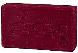Kup Naturalne mydło w kostce Wiśnia Łutówka - Le Chatelard 1802 Soap Cherry