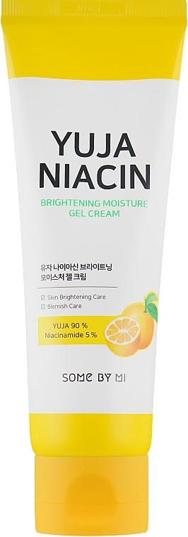 Rozjaśniający krem do twarzy - Some By Mi Brightening Moisture Gel Cream — фото N2