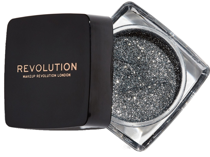 Brokatowa pasta do powiek - Makeup Revolution Glitter Paste