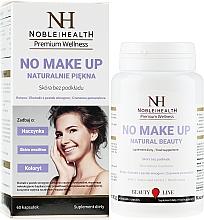Kup Suplement diety Naturalnie piękna - Noble Health No Make Up