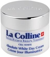Kup Rozjaśniający krem regenerujący na dzień - La Colline Cell White Absolute White Day Cream