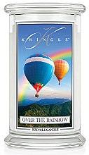 Kup Świeca zapachowa w słoiku z dwoma knotami - Kringle Candle Over the Rainbow