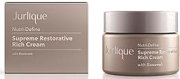 Kup Intensywny krem przeciwstarzeniowy do twarzy - Jurlique Nutri-Define Supreme Restorative Rich Cream