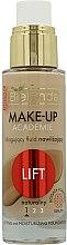 Kup Liftingujący fluid nawlżający do twarzy - Bielenda Make-Up Academie Lift Base Hidratante
