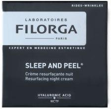 Kup Wygładzający krem na noc - Filorga sleep and peel