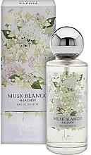 Kup Saphir Parfums Flores de Saphir Musk Blanco & Jazmin - Woda toaletowa