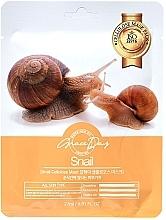 Kup Maseczka w płachcie do twarzy ze śluzem ślimaka - Grace Day Traditional Oriental Mask Sheet Snail