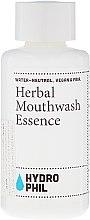 Kup Ziołowy koncentrat do płukania jamy ustnej - Hydrophil