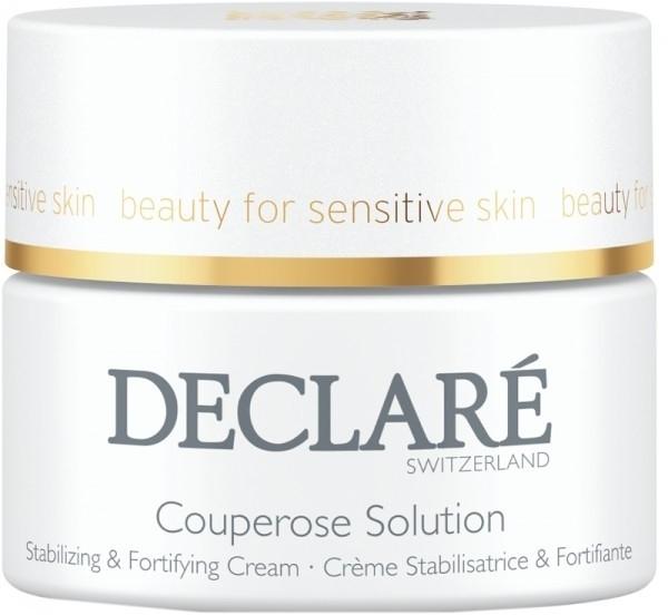 Krem do twarzy przeciw kuperozie - Declaré Couperose Solution Stabilizing & Fortifying Cream — фото N1