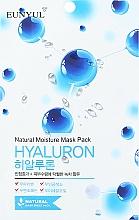 Kup Maska na tkaninie do twarzy z kwasem hialuronowym - Eunyul Natural Moisture Hyaluron Mask Pack