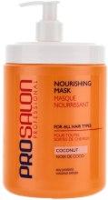 Kup Odżywcza maska do włosów Kokos - Chantal Prosalon