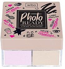 Kup Sypkie pudry do twarzy 2 w 1 - Wibo Photo Ready Prepare & Finish Loose Powders