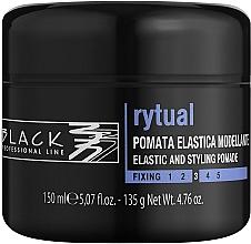 Kup Modelująca pomada do włosów - Black Professional Line Rytual