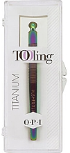 Kup Zestaw - O.P.I. Tooling Dexterity Titanium (tool/1pcs+cuticule/treat/30ml)