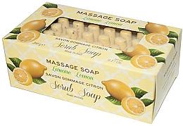 Kup Peelingujące mydło do masażu Cytryna - Gori 1919 Massage Scrub Soap Lemon