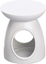 Kup Ceramiczny kominek do wosków zapachowych, biały - Bolsius Ceramic Classic Wax Melt Burner