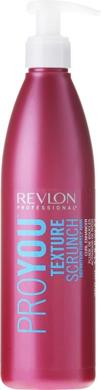 Aktywator loków - Revlon Professional Pro You Texture Scrunch