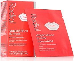 Kup Maska w płacie do ust - Rodial Dragon's Blood Lip Masks