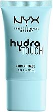 Kup Nawilżająca baza pod makijaż - NYX Professional Makeup Hydra Touch Primer
