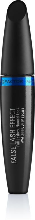 Wodoodporna maskara z efektem sztucznych rzęs - Max Factor False Lash Effect Waterproof — фото N2