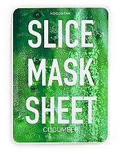 Kup Maska na tkaninie do twarzy Ogórek - Kocostar Slice Mask Sheet Cucumber