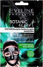 Oczyszczająca maska nawilżająca do twarzy - Eveline Cosmetics Botanic Expert — фото N1