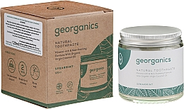 Kup Naturalna pasta do zębów - Georganics Spearmint Natural Toothpaste