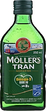 Kup Suplement diety Tran norweski Omega-3 + D3 - Mollers