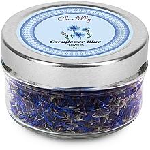 Kup Suszone kwiaty chabra bławatka - Chantilly Cornflower Blue Flowers