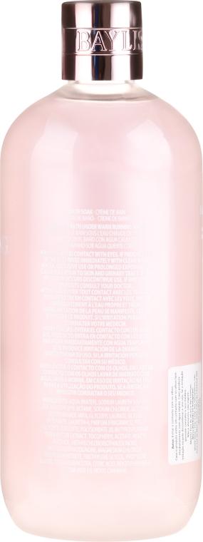 Luksusowy płyn do kąpieli Magnolia i kwiat gruszy - Baylis & Harding Delicate Pink Magnolia & Pear Blossom Bath Soak — фото N2