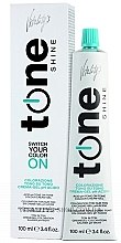 Kup Tonujący kwaśny krem koloryzujący - Vitality's Tone Shine Swich Your Color On Acid pH Tone On Tone Colour Cream-Gel