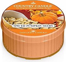 Kup Podgrzewacz zapachowy - Country Candle Spiced Pumpkin Seeds Daylight