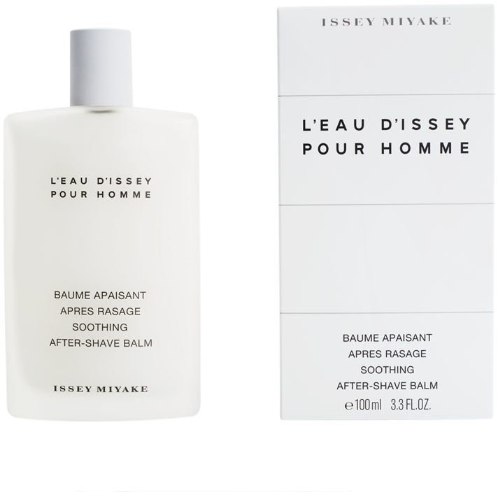 Issey Miyake L'Eau D'Issey Pour Homme - Balsam po goleniu — фото N1
