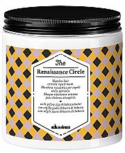 Kup Ekstremalnie naprawcza maska do zniszczonych włosów z glinką żółtą i masłem babassu - Davines The Renaissance Circle Hair Mask