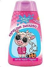 Kup Żel do mycia ciała dla dzieci Słodka oranżada - Chlapu Chlap Kąpielowe Zwierzaki
