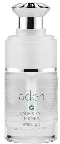 Nawilżająca baza pod makijaż do twarzy i oczu - Aden Cosmetics Face & Eyes Primer — фото N1