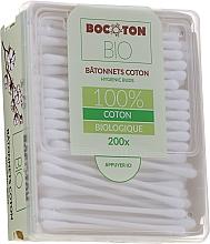 Kup Organiczne patyczki kosmetyczne, 200 szt. - Bocoton Bio
