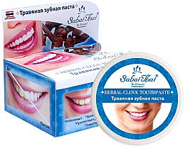 Kup Pasta do zębów z goździkiem - Sabai Thai Herbal Clove Toothpaste