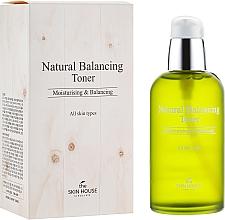 Kup Tonik nawilżająco-matujący do twarzy przywracający skórze równowagę - The Skin House Natural Balancing Toner