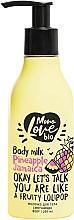 Kup Mleczko do ciała Ananas - MonoLove Bio Pineapple Jamaica Body Milk